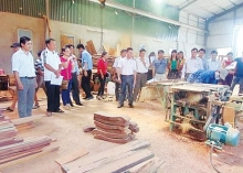 quang binh prioritizes rural industrial facilities