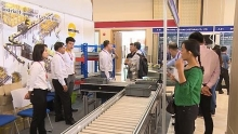 industrial manufacturing fair kicks off in binh duong