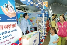 hcmc expands goods distribution to mekong delta