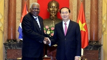 vietnam cuba urged to step up cooperation mechanisms