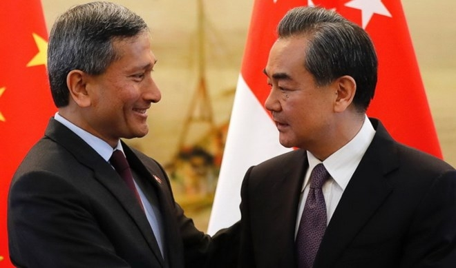 china singapore seek to expedite rcep talks