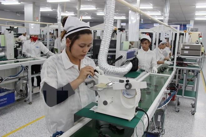 vietnam rok promote cooperation in mechanics and electronics