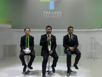 thailand hopes to boost trade with eaeu