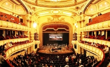 new tunes at hanoi opera house