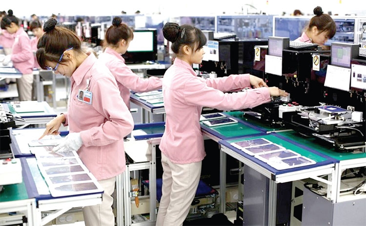 promoting support industries in thai nguyen province
