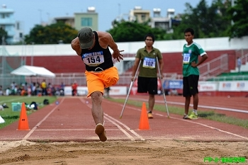 hcm city tops national sports tournament for people with disabilities