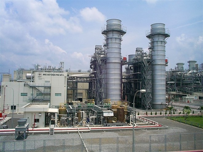 big thermal power plant to be built in ba ria vung tau
