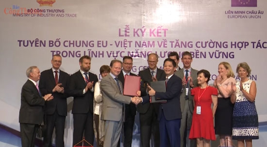 vietnam eu strengthening partnerships in developing green energy