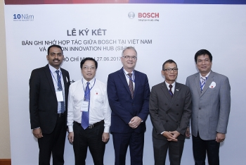 bosch continues strong double digit growth performance in vietnam