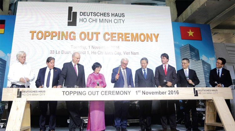 countdown for opening deutsches haus ho chi minh city