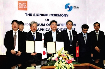 japan vietnam sign geographical indications agreement