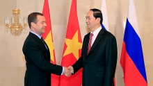 vietnam treasures partnership with russia president