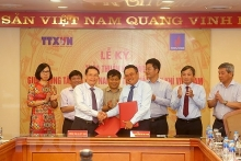 vietnam news agency petrovietnam sign agreement