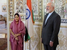 indian fm new delhi will not follow us sanctions on iran