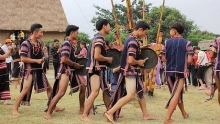 ethic village celebrates diversity of central highlands culture