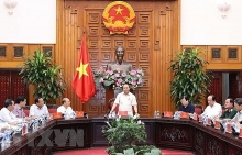 prime minister asks binh thuan to develop industry agriculture
