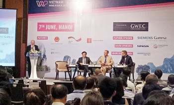 first ever vietnam wind power conference opens