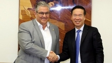 vietnam attaches importance to ties with greece