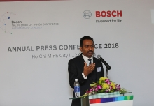 bosch continues on double digit growth momentum in vietnam