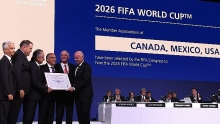 canada mexico and usa selected as hosts of the 2026 fifa world cup