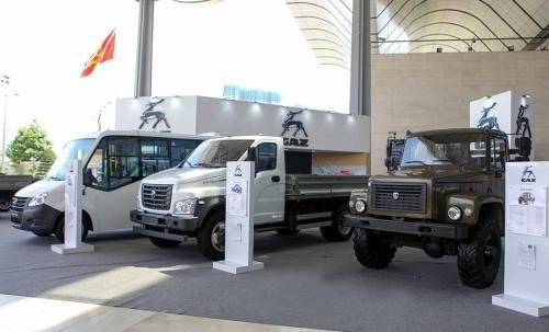 russias auto producer gaz eyes foothold in vietnam
