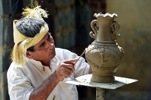 chams traditional craft of pottery to seek unesco regconition