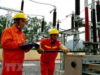 evns electricity production rises 105 percent in five months