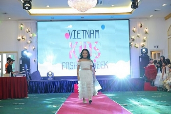 vietnam kids fashion week 2018 to open in hanoi