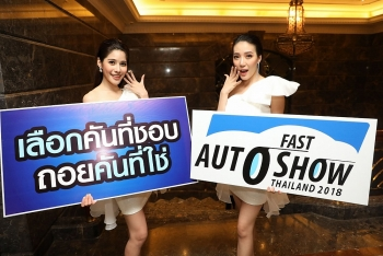 thailands fast auto show to be held june 27 to july 1