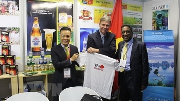 vietnam attends africas largest trade fair