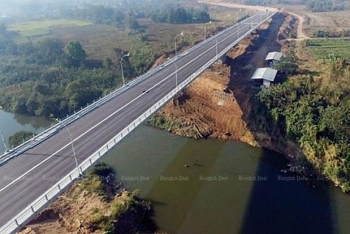 thailand myanmar boost cross border transport