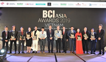 top vietnamese architects property developers win bci asia awards