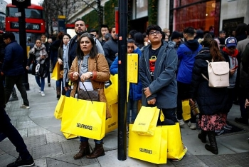 british retail sales suffer record drop in may