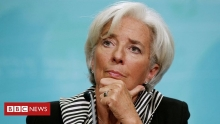 resolving trade tensions immediate priority for g20 imfs lagarde