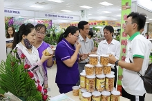 mekong deltas first one commune one product fair opens
