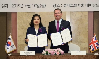 uk and south korea agree to sign post brexit trade deal