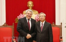czech legislature party support stronger ties with vietnam