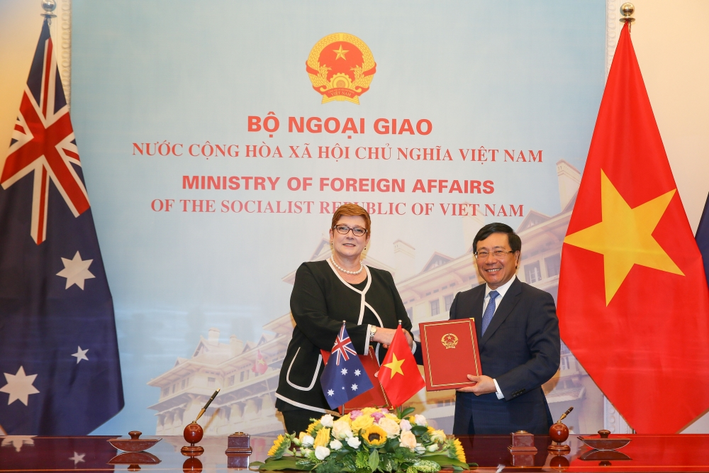 australia deepens engagement with vietnam on gender equality