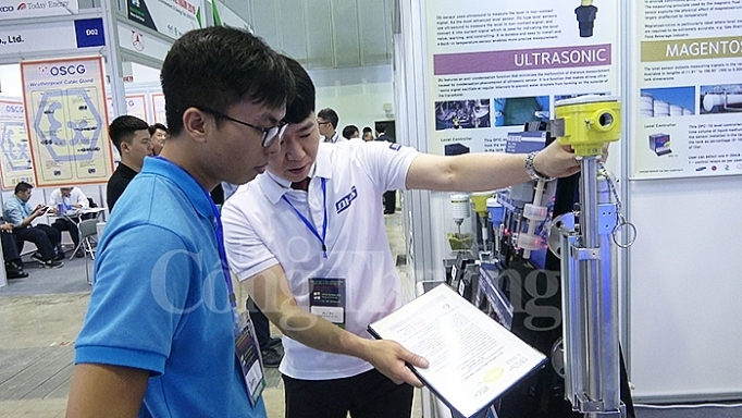 international exhibition showcases latest environment and energy technologies