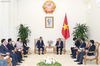 vietnam attaches importance to enhancing extensive cooperation with rok pm