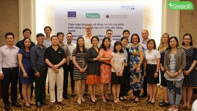 workshop discusses benefits of clean energy to air and health