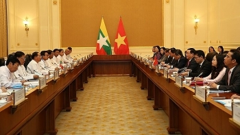 vietnam wishes to unceasingly develop ties with myanmar deputy pm