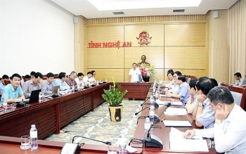 vicem hoang mai plans to build cement factory in nghe an
