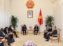 vietnam backs commitments to enhancing ties with ivory coast