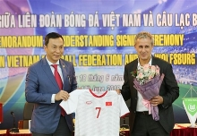 vff german club inks cooperation deal