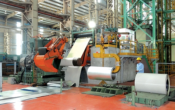 vietnam to slap anti dumping duties on chinese south korean steel