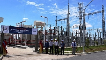 two solar power plants become operational in tay ninh