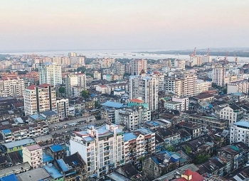 myanmars economy to grow 65 percent in 2018 19 fiscal year wb