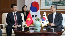 vietnam republic of korea boost collaboration in auditing