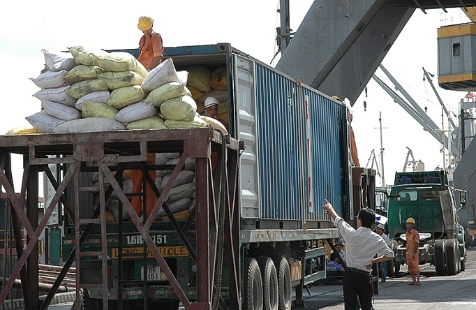 vietnams rice export revenue up 189 in first five months